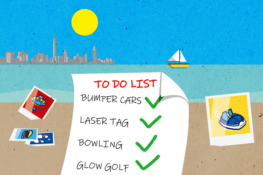 To do in Surfers Paradise