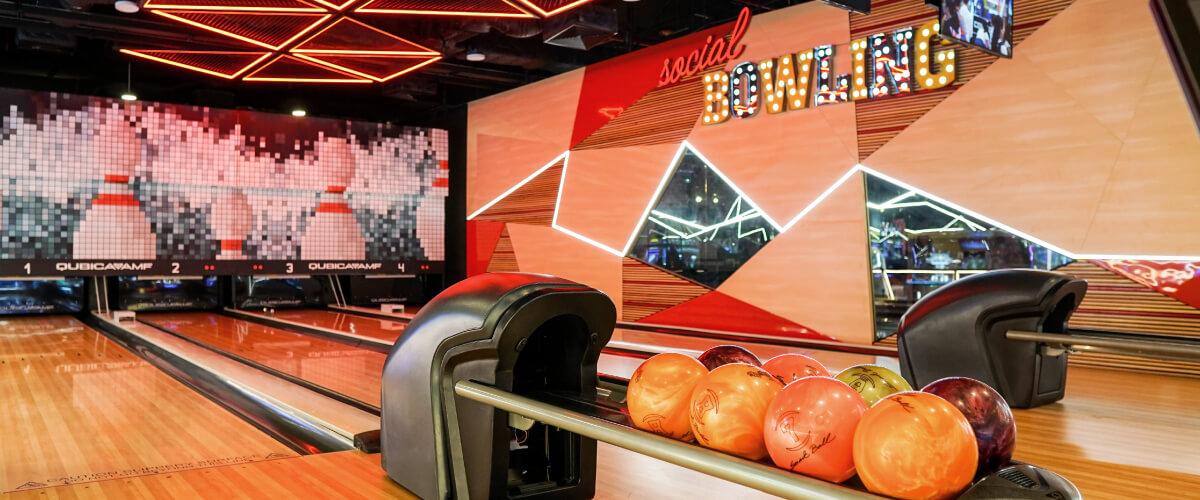 dia diem choi bowling o Ha Noi
